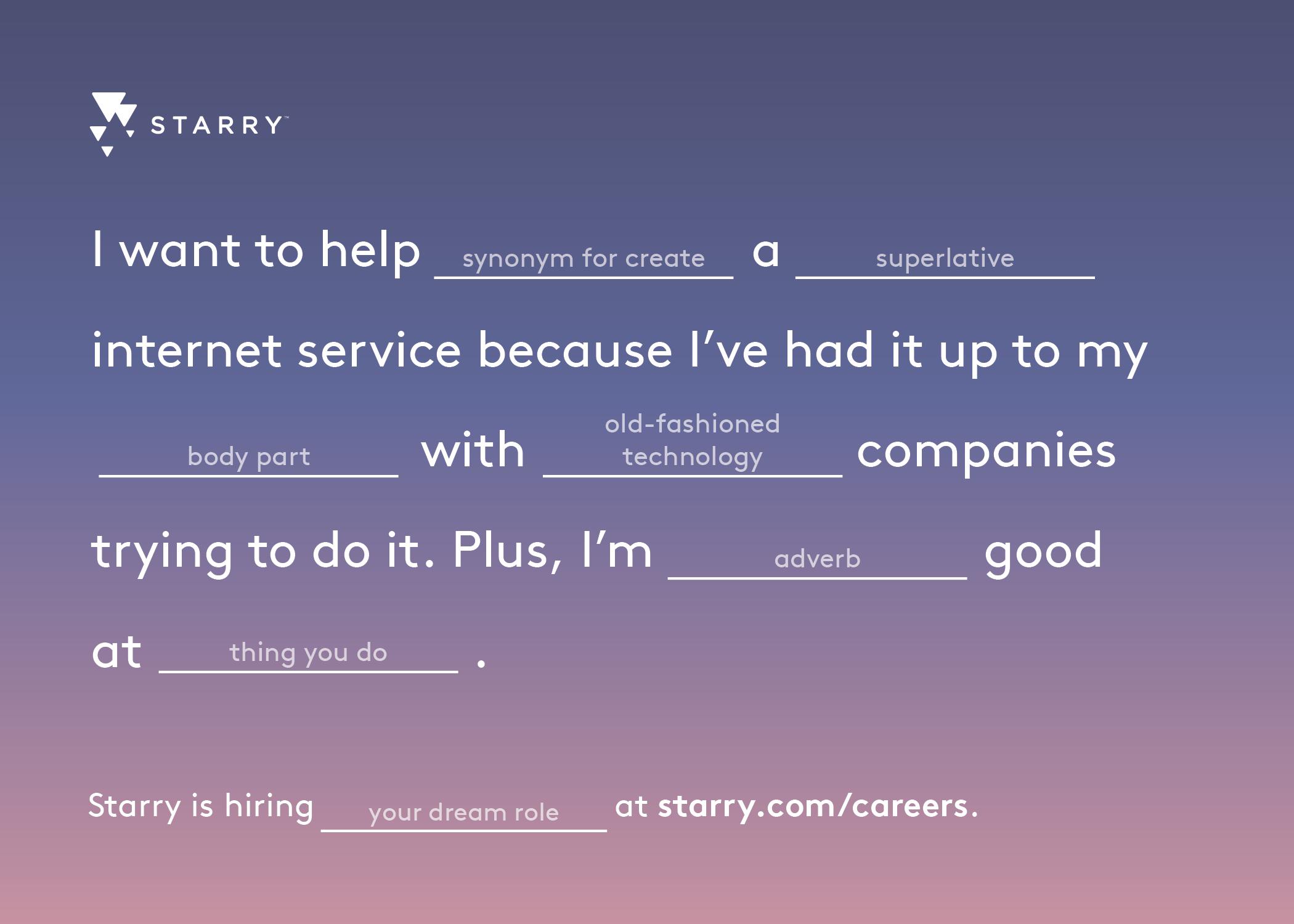 Career Fair Postcard 2