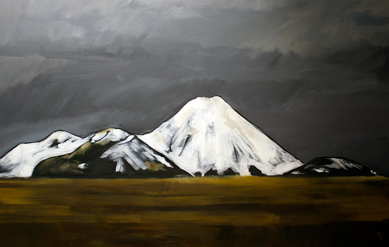 Tongariro, 2016 (SOLD)