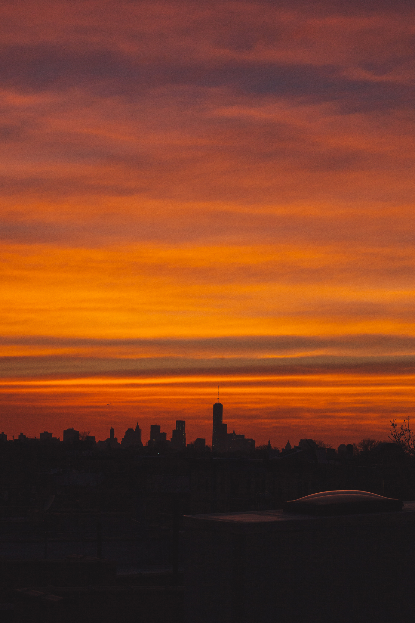 Brooklyn Sunsets. <3