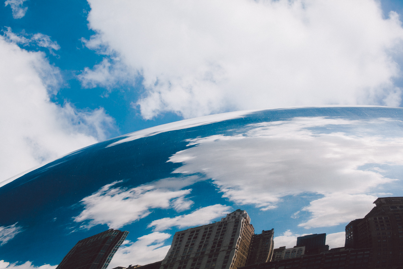 Cloud Gate - Anish Kapoor, Millennium Park