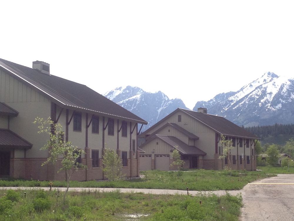 GTNP MOOSE HOUSING