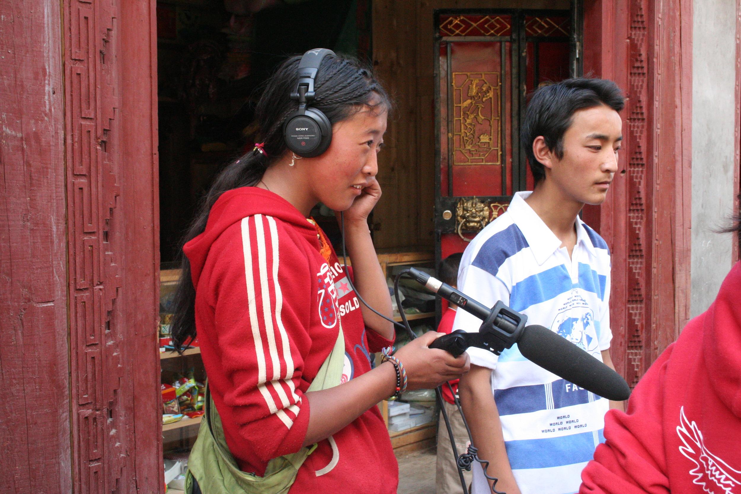 Tsering Drolkar