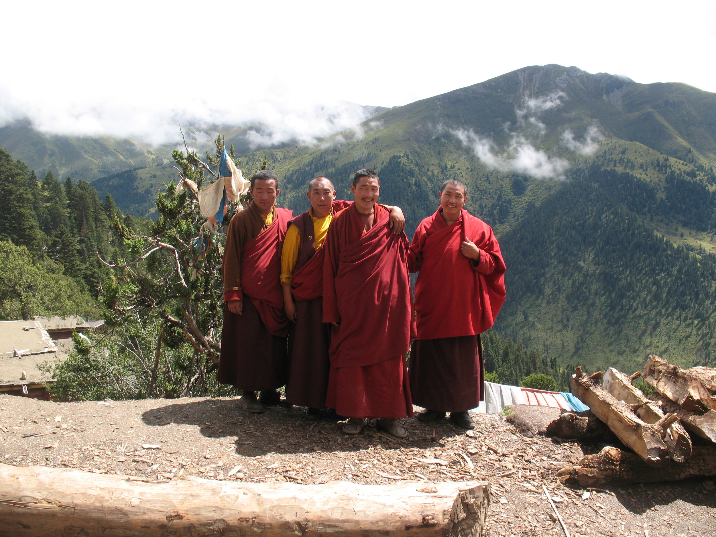 Dzongsar Retreat