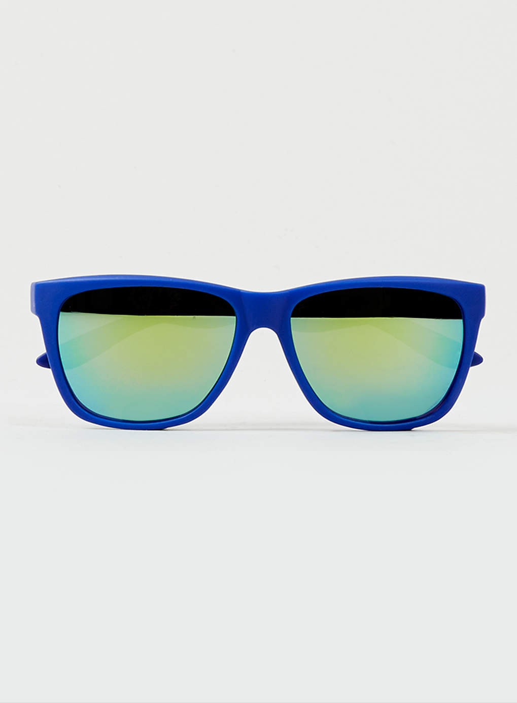 Topman Blue Sports Revo Sunglasses