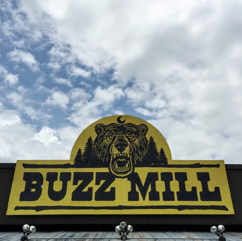 Buzzmill Coffee ( LINK ) - Lumberjack-inspired 24-hour shop south of river