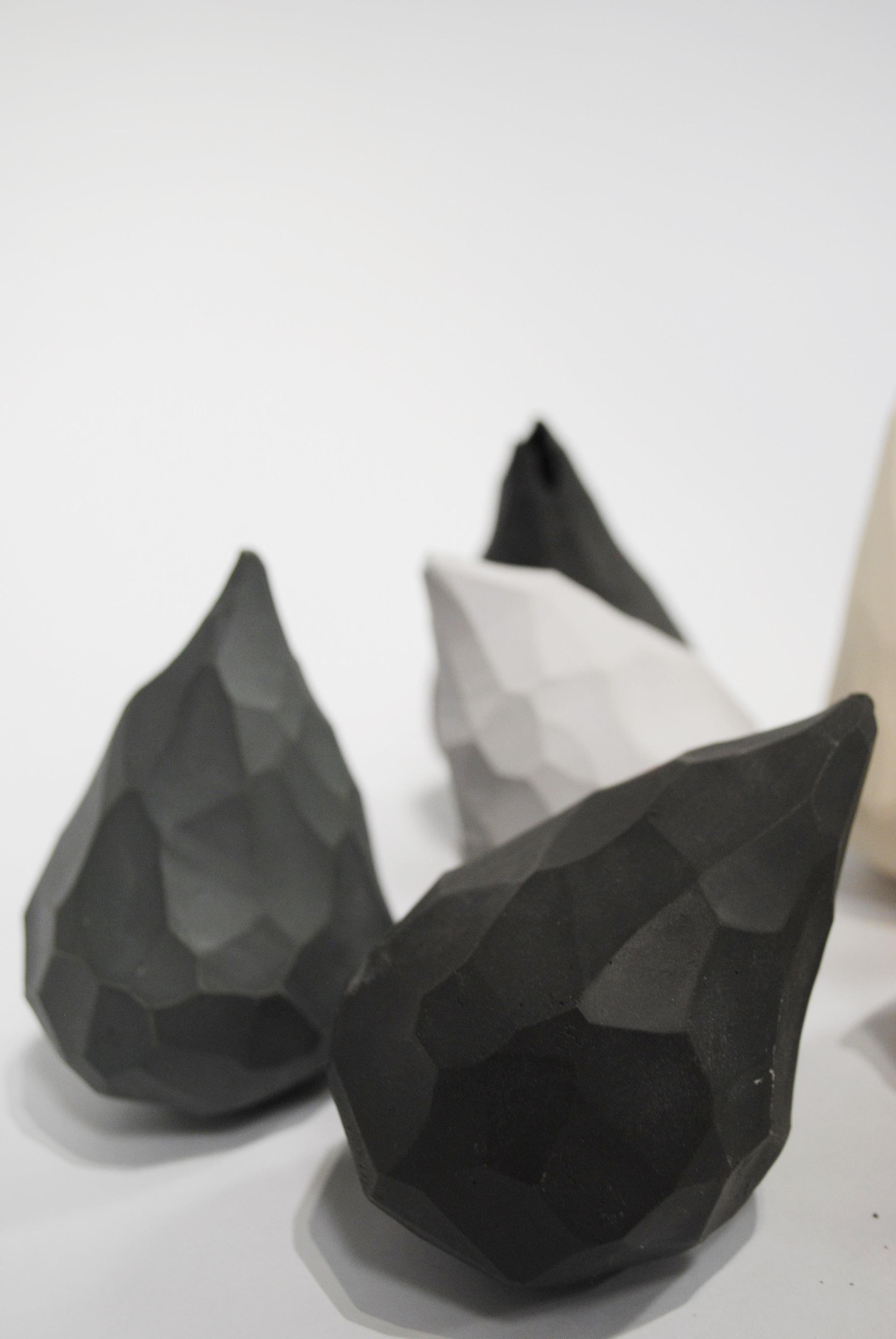 Slip-cast Porcelain, 2014