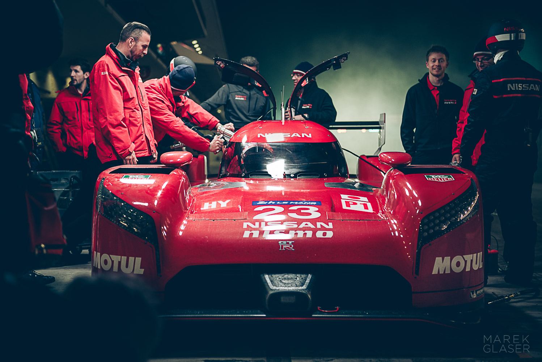 Nissan Nismo GTR LMP1