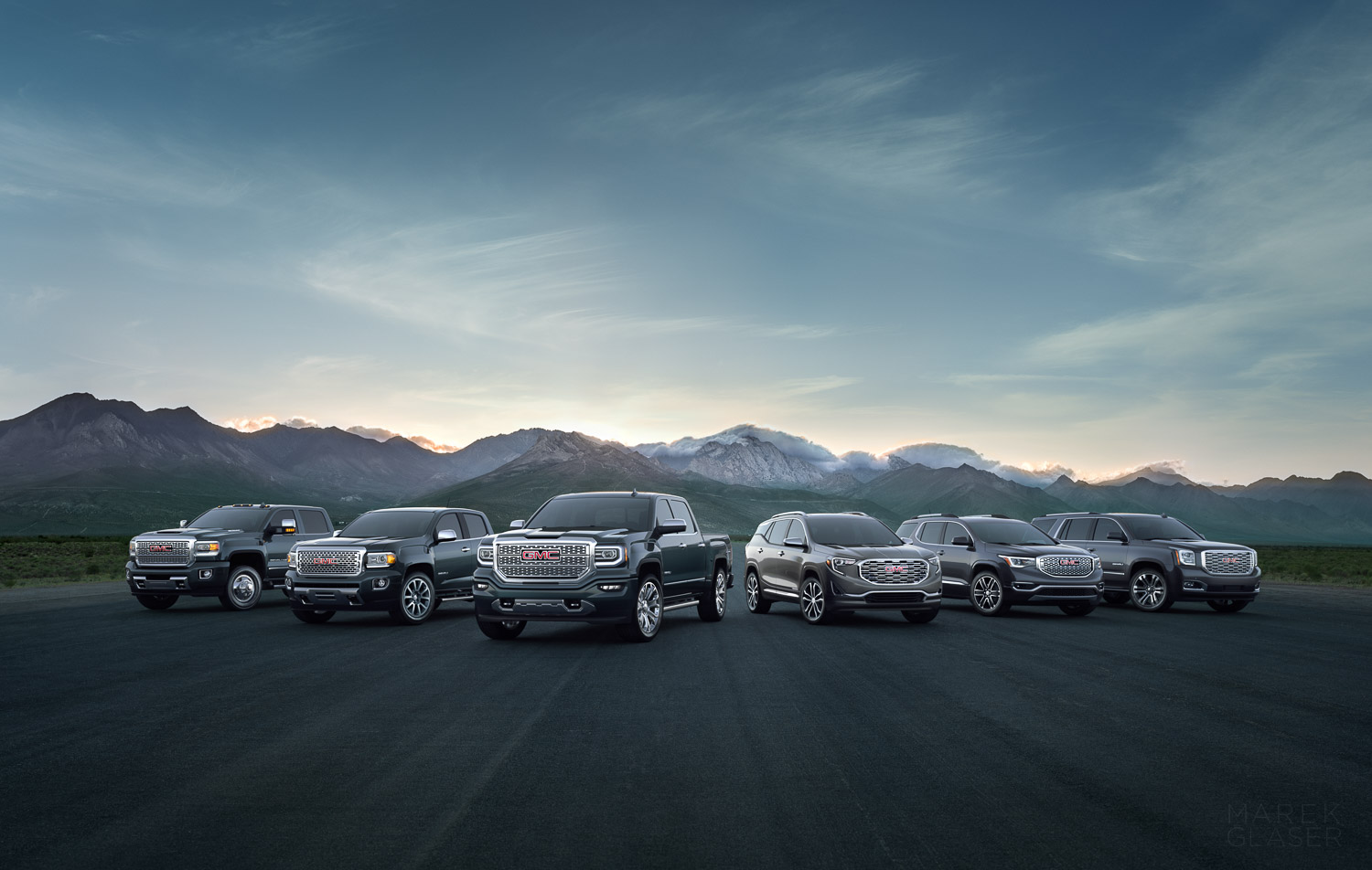 GMC Denali Vehicles