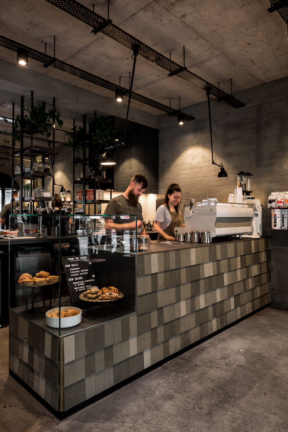 HNSC by Robeson Architects - Coffee Shop