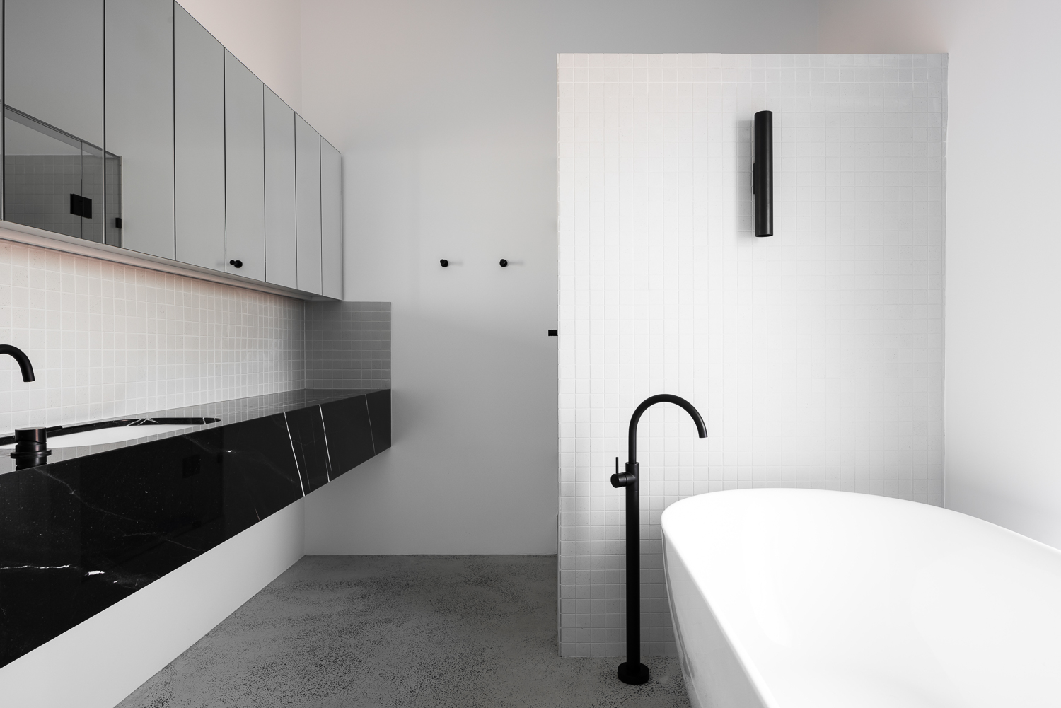 King George by Robeson Architects - Bathroom