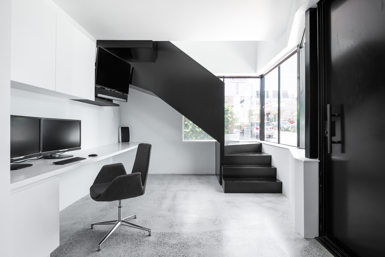King George by Robeson Architects - Office