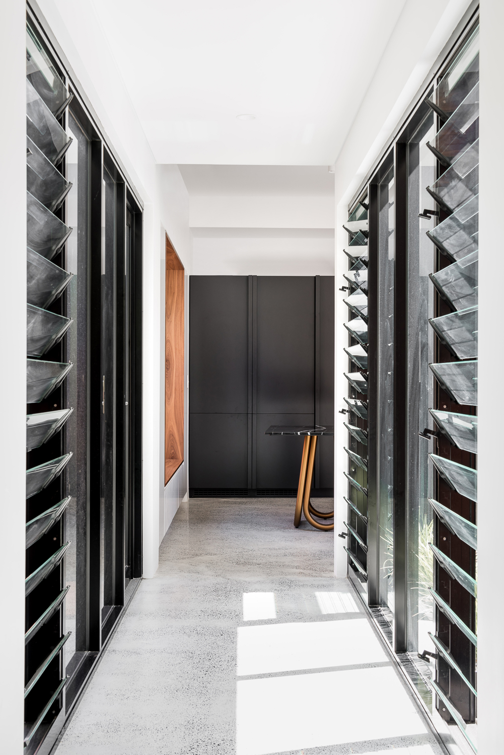 King George by Robeson Architects - Hallway