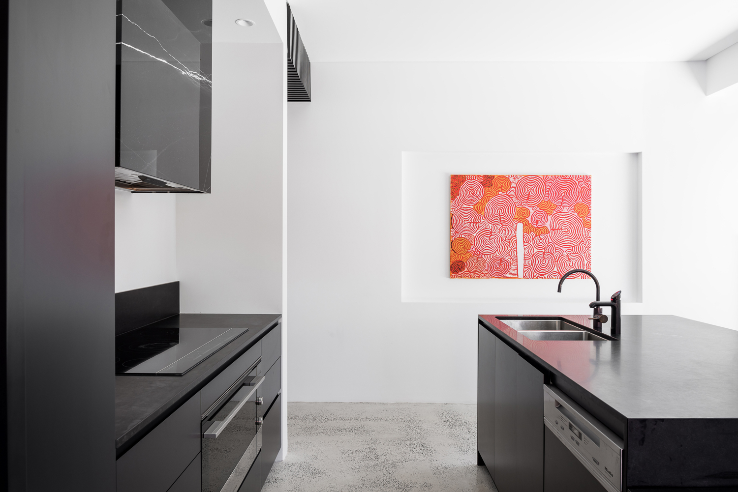 King George by Robeson Architects - Kitchen