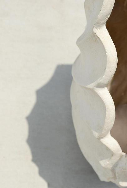 Co-Creative Studio Angel Wing Natural Stone All-Weather Planter Detail.jpg