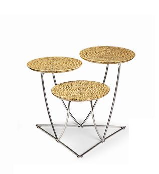 Co-Creative Studio, Detalia Aurora Zazu Coconut Nesting Tables.JPG
