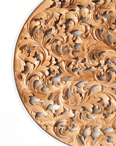 Co-Creative Studio Rosa Mahogany Wood Home Accessories Decor Wall Art Detail Large.jpg