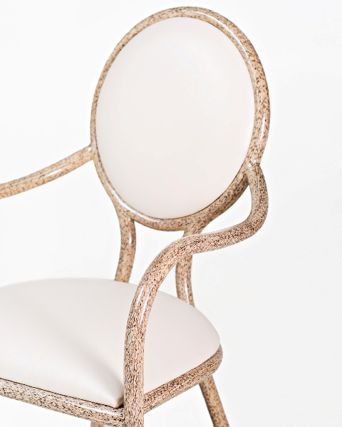 Detalia Aurora  Co-Creative Studio Olivia Dining Arm Chair Close Up.jpg