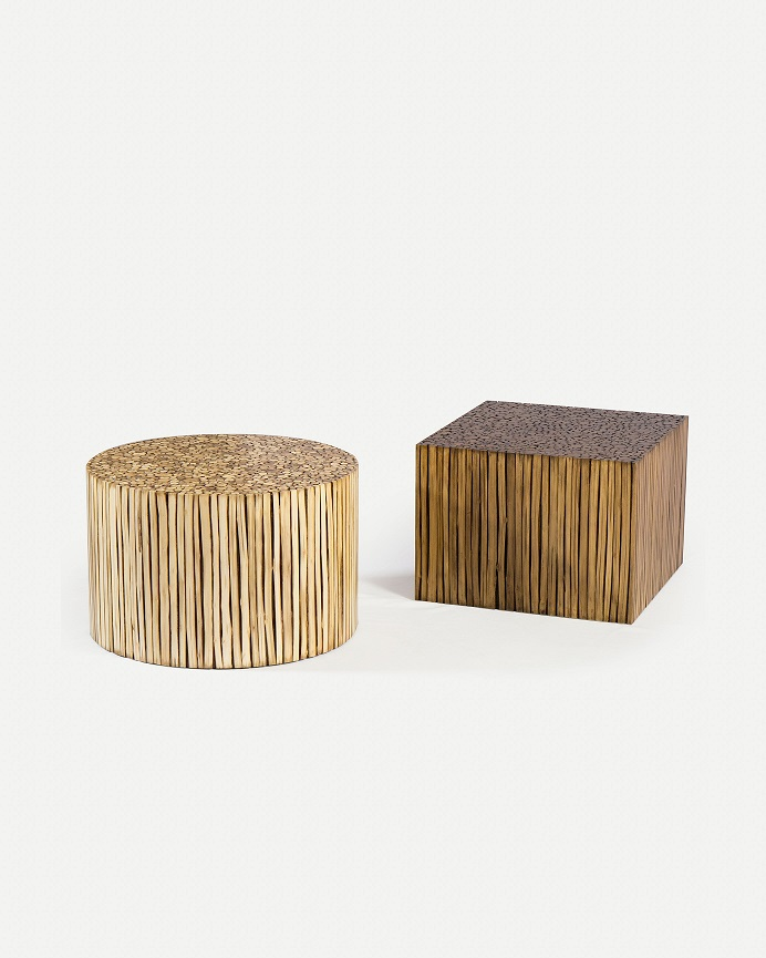 Co-Creative Studio, Detalia Aurora, Woodstuck Tables, Rattan Lamination B.jpg