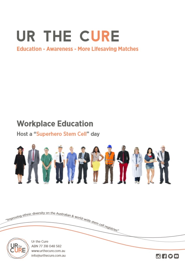Workplace education brochure