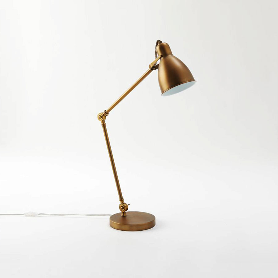 Industrial Task Lamp -  West Elm ($99.00)