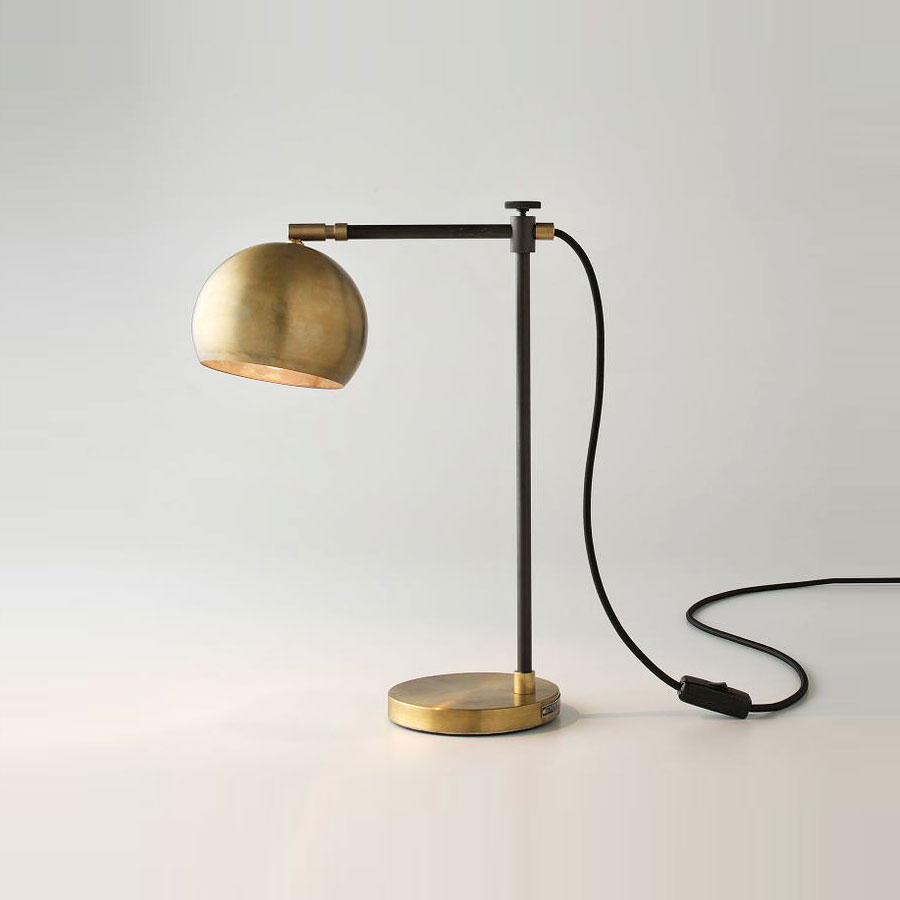 Miles Desk Lamp -  Schoolhouse Electric ($275.00)