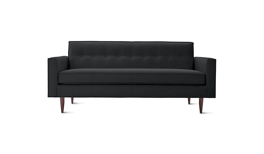 """DWR Bantam 73"""" Sofa in Fabric"""