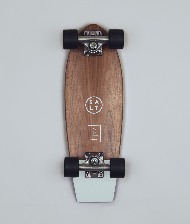 Salt Skateboard - Mint