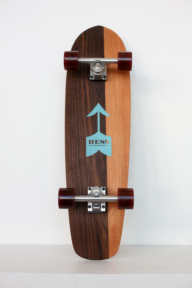 Hess Skateboard - Keeger - $265.00
