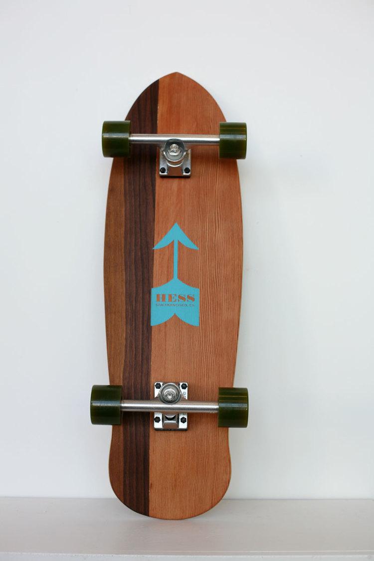 Hess Skateboards - Look Back - $265.00