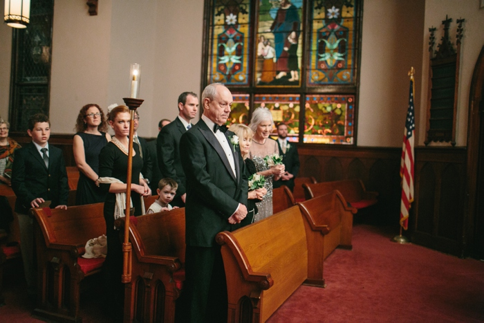 First Lutheran Church wedding