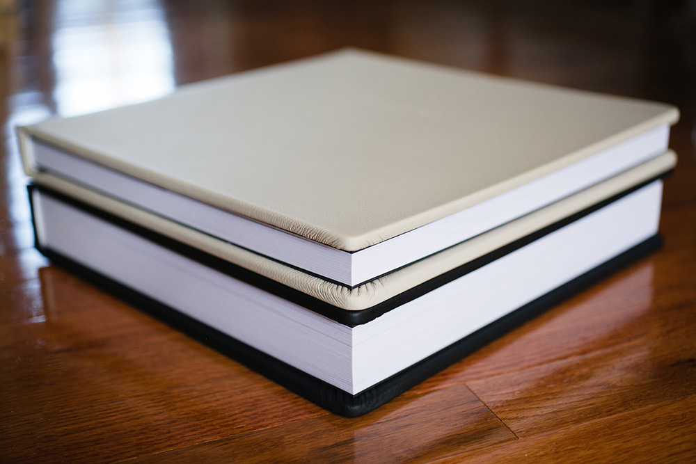 Stone and Coal Standard Leather Albums