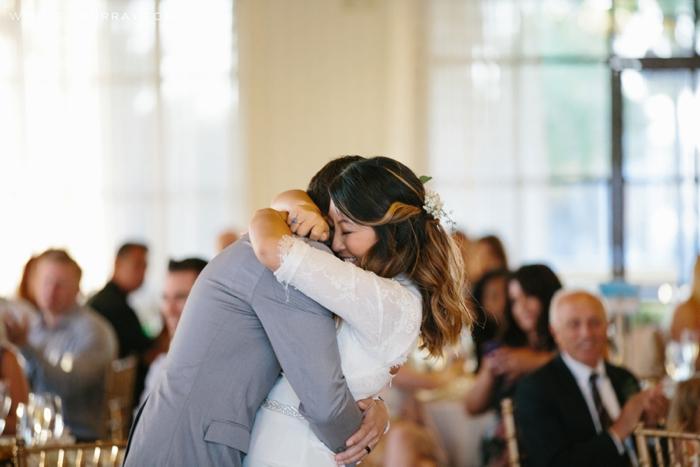 Ann and Kevin Rugnetta wedding day
