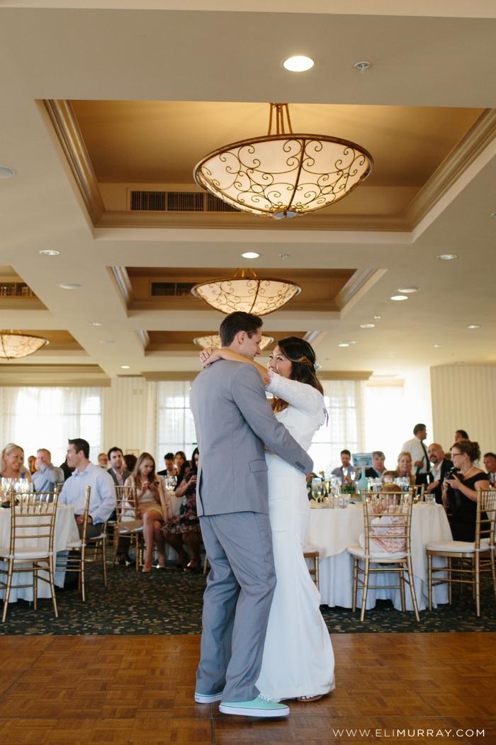 Ann and Kevin Rugnetta Portofino yacht club wedding