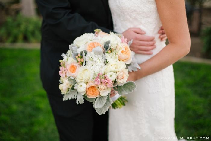 wedding bouquet by san diego floral design