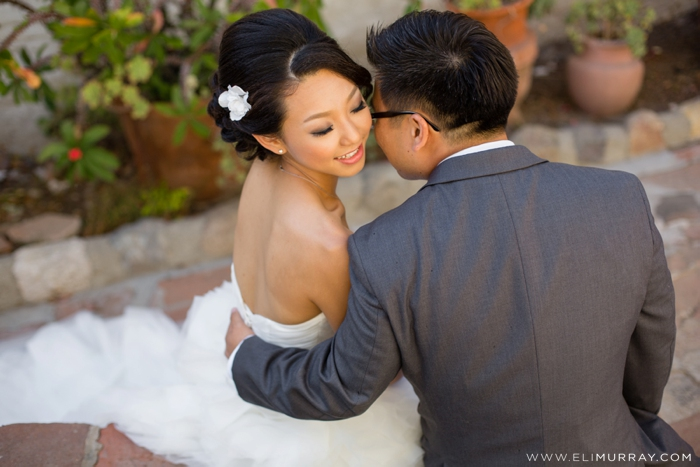 Orange County Bride and Groom