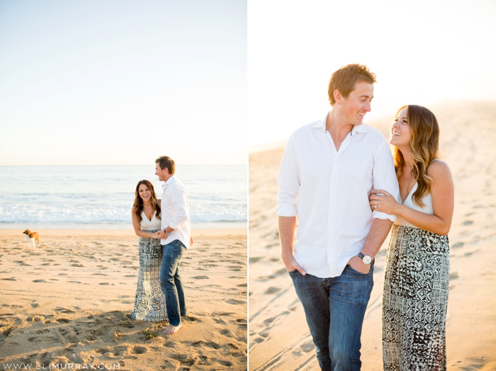 Beach Portraits in Southern California