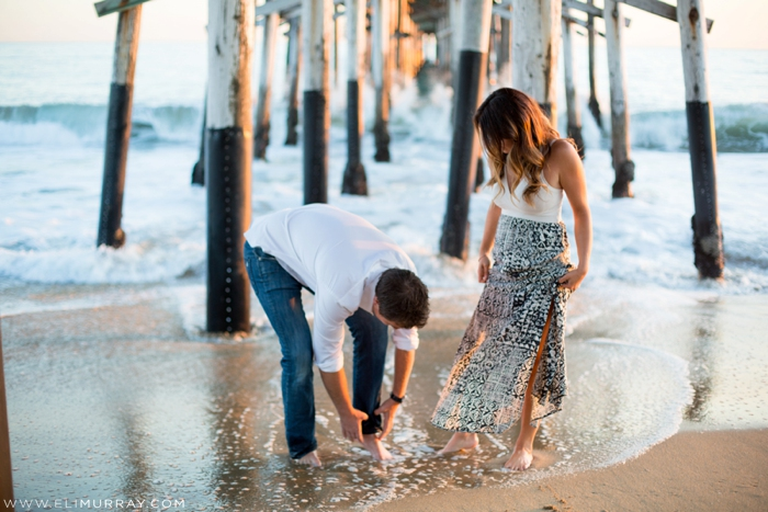 Engagement session by Eli Murray