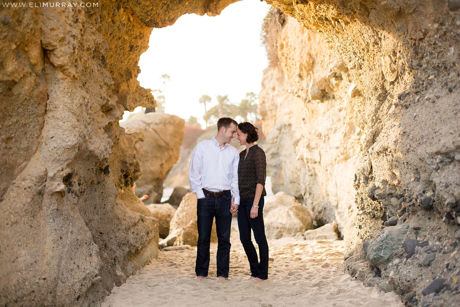 Engagement Session on Treasure Island Beach