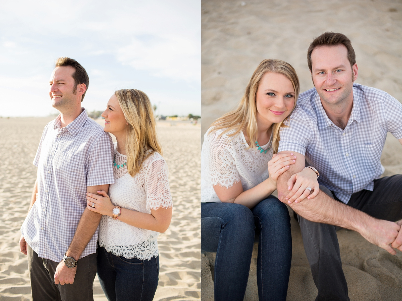 Sunny California Engagements