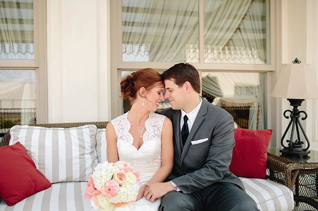 Happy Friday, friends! Photo from Devin & Ben's beautiful wedding in downtown Little Rock.