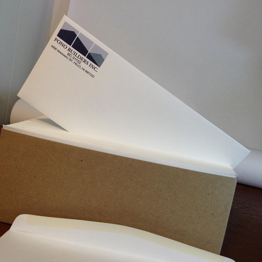 Envelopes (click for more info)