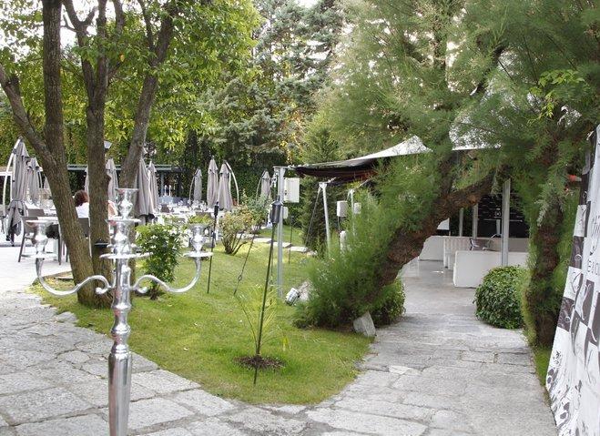 Entrada al Restaurante Latigazo