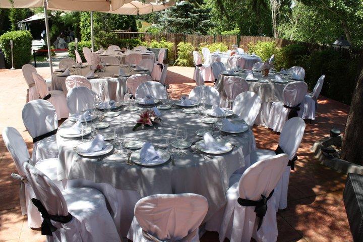 Eventos en Terraza - Restaurante Latigazo