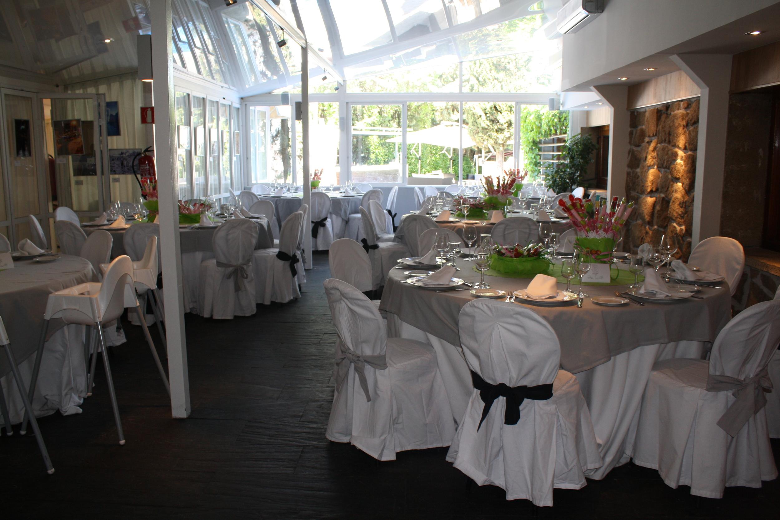 Salón de Cristal Comuniones - Restaurante Latigazo