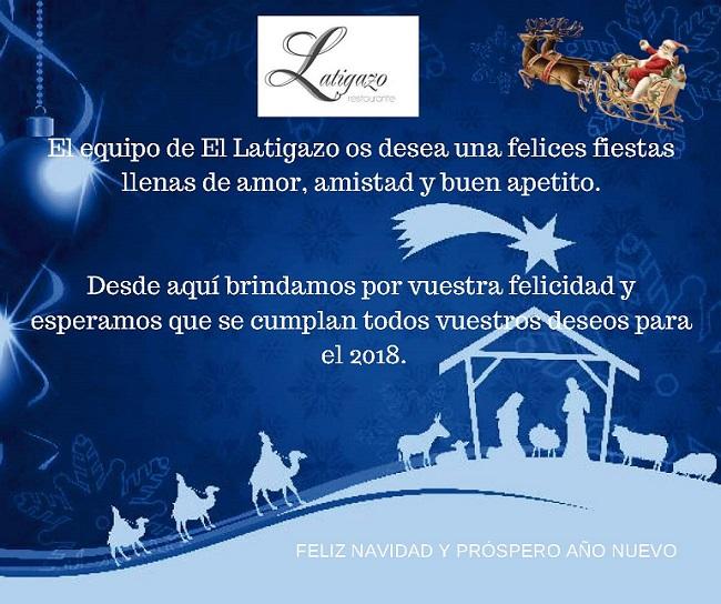 Felices Fiestas 2018 El Latigazo red.jpg
