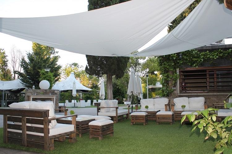 Terraza Latigazo - Ricon White - Restaurante Latigazo