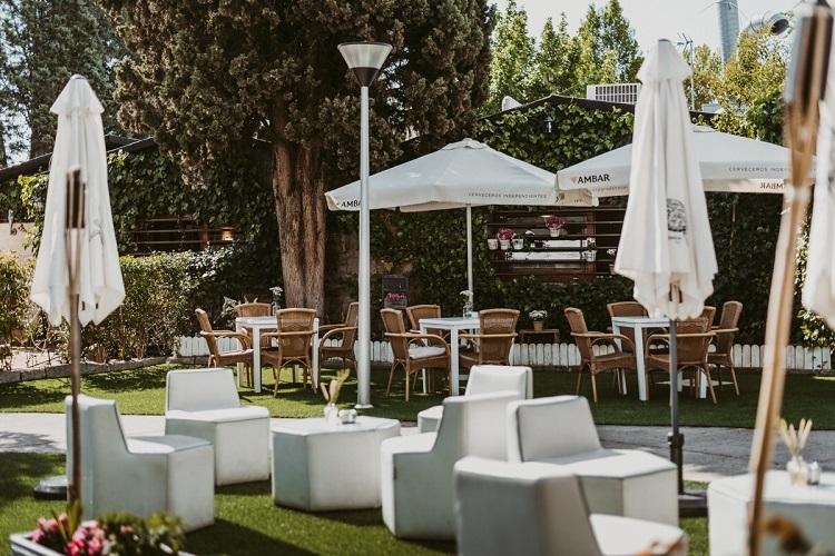 Terraza con encanto - Restaurante Latigazo