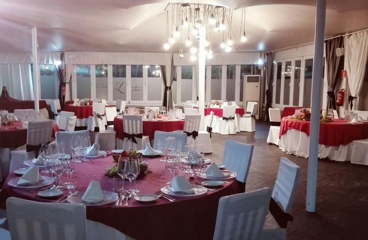 Boda - Banquete. Latigazo restaurante