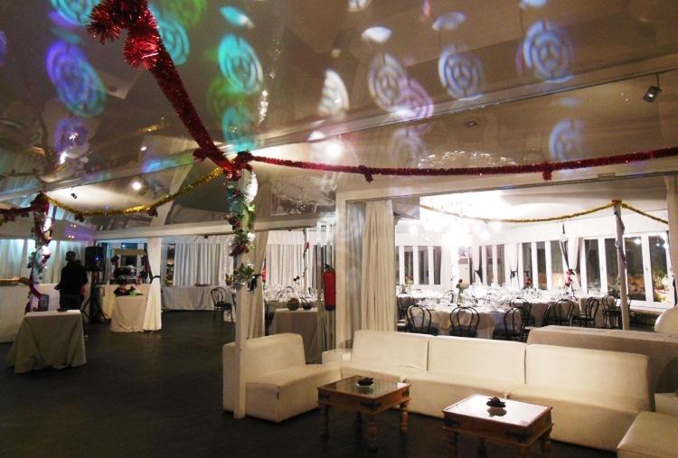 Fiesta de empresa - Sala Principal y White. Latigazo restaurante