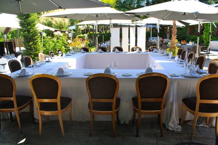 restaurantes para bautizos en madrid - Restaurante Latigazo
